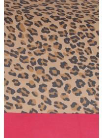 Womens Animal Print Umbrella