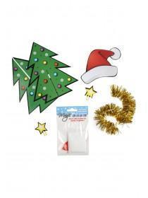 Christmas Desk Decoration Kit
