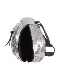 Rainbow Flip Sequin Mini Rucksack