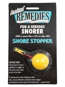 Snore Stopper Novelty Gift