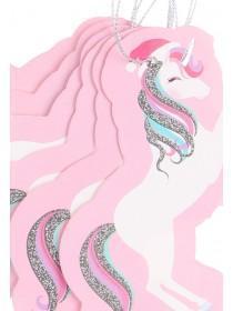 Unicorn 6pk Gift Tags