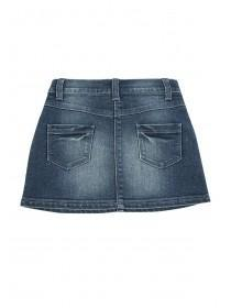 Younger Girls Blue Denim Skirt