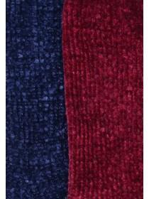Womens 2pk Chenille Soft Socks