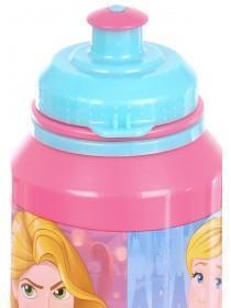 Younger Girls Pink Princess Water Bottle