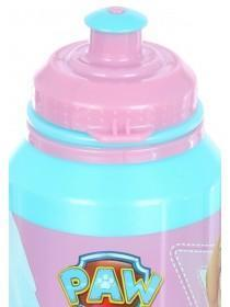 Younger Girls Blue Paw Patrol Water Bottle