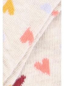 Baby Girls 2pk Heart Tights