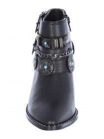 Womens Black Rodeo Boots