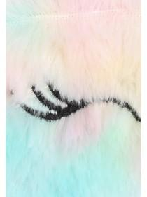 Multicolour Unicorn Eye Mask