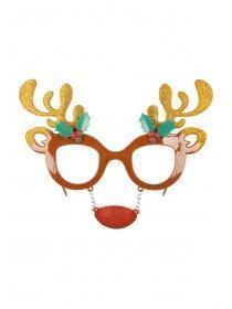 Novelty Reindeer Glasses