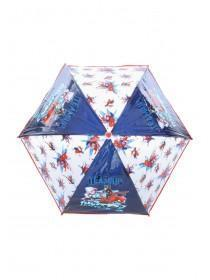 Boys Blue Spiderman Umbrella