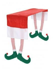 Novelty Elf Table Runner