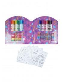 Kids Trolls Crayola Art Case