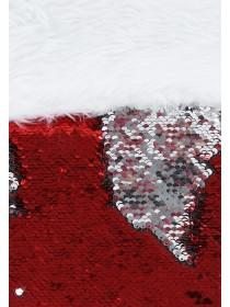 Christmas Flip Sequin Stocking