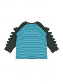 Baby Boys Blue T-Shirt and Jogger Set