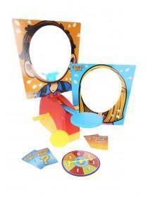 Kids Splatter Face Game