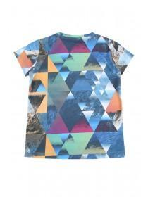 Older Boys Multicolour Graphic T-Shirt