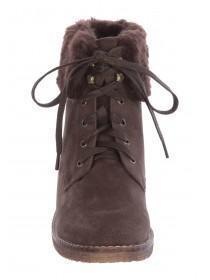Womens Brown Hiker Boots