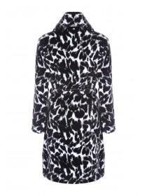 8d5310b7b6 Women s Animal Print Fleece Robe Plush Hooded Dressing Gown Size 8 22  Source · Animal Print TRENDS Peacocks