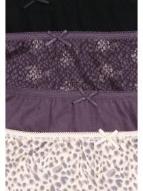 Womens 4PK Full Briefs