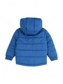 Younger Boys Mid Blue Padded Jacket