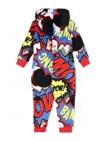 Boys Comic Onesie