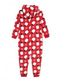 Girls Red Onesie