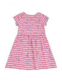 Younger Girls Short Sleeve Jersey Dress