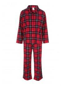 Womens Check Wincy Pyjamas