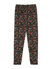 Older Girls Printed Floral Leggings