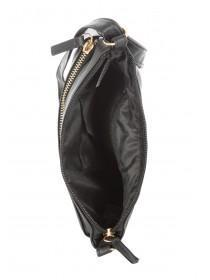 Womens Black Across Body Bag