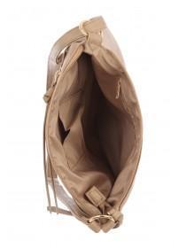 Womens Tan Blondie Bag