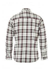 Mens Flannel Check Shirt