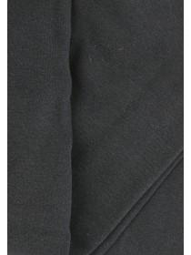 Older Girls 1pk Black Thermal Tights