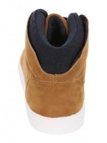 Double Collar High Top Boot