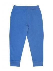 Younger Boys Mid Blue Basic Jogging Bottoms