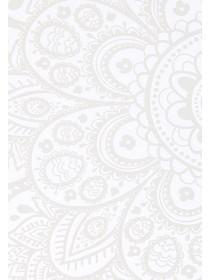 White S7 Paisley Phone Case