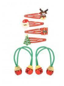 Womens Festive Hairbands and Clips
