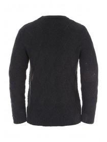 Mens Dark Grey Jumper