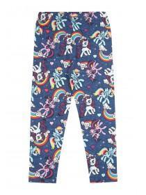 Younger Girls Blue My Little Pony Leggings