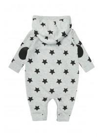 Baby Boys Star Print Onesie