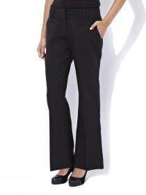 Womens Bistretch Bootcut Trousers (Short)