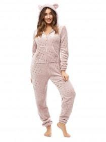 Jane Norman Pale Purple Star Onesie