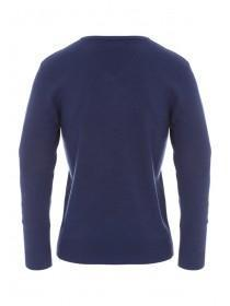 Mens Cashmillion V Neck Knit