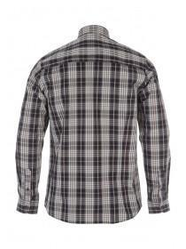 Mens Long Sleeved Check Shirt