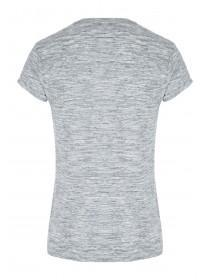 Mens Grey Slim Fit T-Shirt