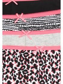 Womens 4PK Shorts