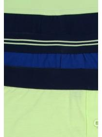 Boys 3PK Lime Loose fit Boxers