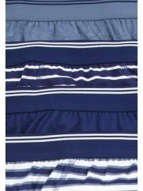 Mens 4pk Stripe Briefs