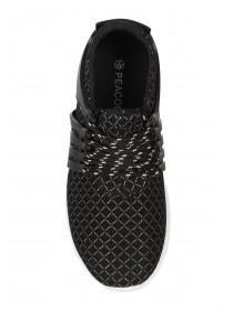 Younger Boys Black Trainers
