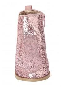 Girls Glitter Chelsea Boot